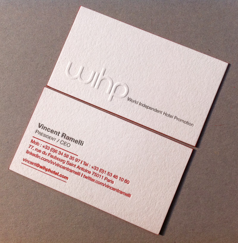 Design Par Wihp Invitation Carte De Visite