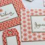 Badcass - Carte de Noël en letterpress