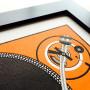 Badcass - Affiche en letterpress