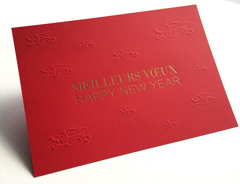 Badcass - Carte de vœux - Propriétaires & négociants