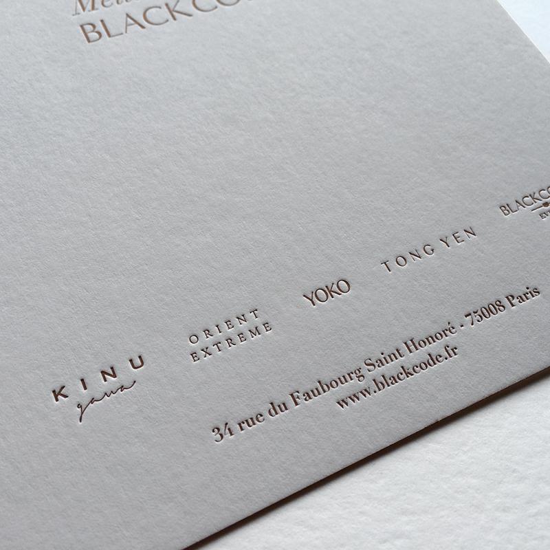 Carte De Voeux Architecte